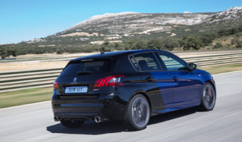 PEUGEOT 308 GTi completo